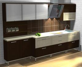 кухни в стиле%модерн в СПб-Лимба