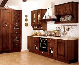 кухня РУНА. кухни из массива Санкт-Петербург%*