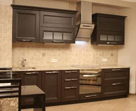 кухня Венге