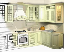 дизайн-проект%кухни Симона