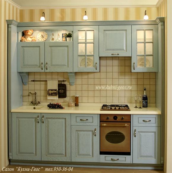 кухня Симона в цвете ладога