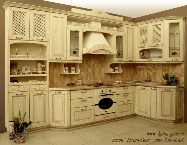 кухня на заказ Эстель -01