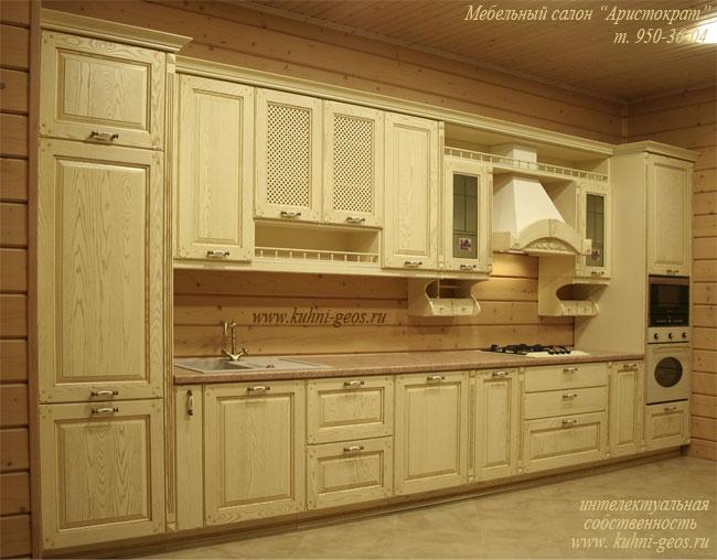 Встроенная кухня Эстель