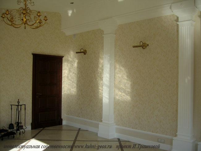 дизайн интерьера - комната отдыха