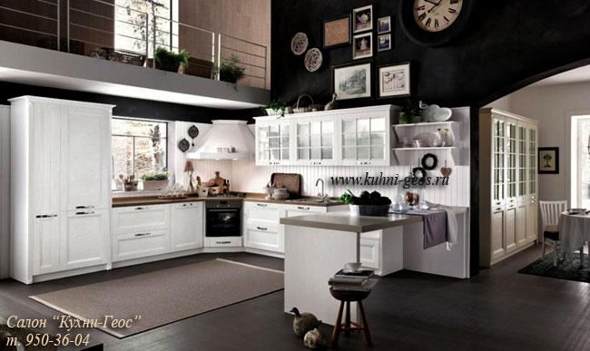 встроенная кухня Арли