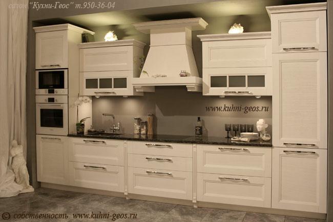 белая кухня Арли
